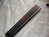 Free Shipping NEW Ultralight Hand pole 8 Meters Telescope Carbon Fiber Portable Ultra Hard Fishing Rod Fishing Tackle FR0003