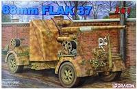 Dragon model 6287 1/35 88mm FLAK 37