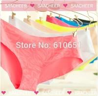 2013 Hot sale Brand VS sexy underwear women non-trace low waist lace briefs women panties wholesale