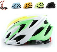 2014 Sumner 22 Air Vent Ultralight  Multi Mountain Crazy Riding Luminous Warning lights Insect Net  Equipped Bicycle Helmet