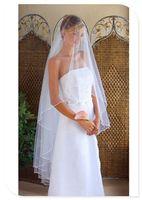 2014 Time-limited Limited Wedding Veils Long Vestido De Noiva Acessorios Para Mulher 2014hot Sale Wedding Veil White One-layer