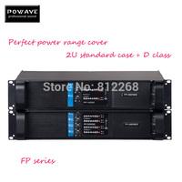 FP sereis dj amplifier powave FP-10000Q power amplifier 4x1350W professional sound amplifier