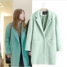 popular green coat