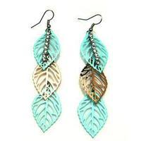 Fashion custom metal earrings & Fashion Jewelry earrings