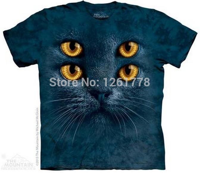 Eyes Boy China Eyes Cat 3d t Shirt Boy