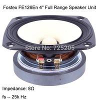 """Fostex FE126En 4.7"""" 120mm Speaker Unit Full Range 15W ~ 45 W HIFI  DIY"""