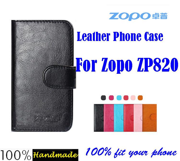 Телефон чехол для ZOPO ZP820 кожа, перевёрнутый чехол smartphone с карта держатель бумажник 6 цветов смартфон zopo в тюмени