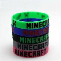 Wholesale - Minecraft wristband MC bracelet 50pcs *Good Quality* in stock