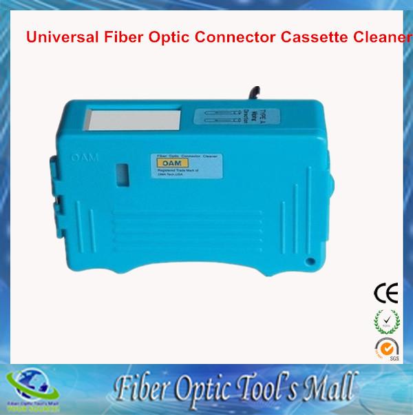 OAM Brand Fiber Optic Cleaner Optical Connector 1.25&2.5mm Limpiador de Fibra Optica(China (Mainland))