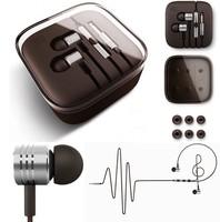 In Stock High Quality  XIAOMI 3 Piston Headphone Earphone For XIAOMI MI3 Mi2s 2 Hongmi Red rice Note Phones free shipping
