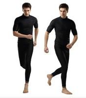 The new men's imitation sharkskin suit snorkeling equipment essential fashion Snorkeling