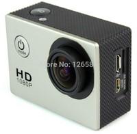 Free shipping SJ4000 Waterproof Sport Camera 12MP HD wide-angle lens HDMI HD output Web camera