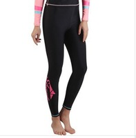 2014 new long-sleeved warm outdoor sun protection swimwear snorkeling surf clothing female clothing jellyfish