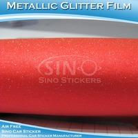 Free Shipping!!! Sino Stylish Glitter Metallic Film for Car Body Decoration Vinyl 1.52 x 20m 5FT x 65 FT