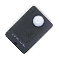 Brand New 1Pcs Motion Detection Voice Audio Monitor GSM PIR Alarm Wireless Infrared Sensor Black Free Shipping