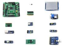 """EP4CE10F17C8 Altera FPGA development board development board learning board +3.2 """"LCD 11 modules"""