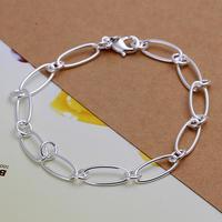 H194 Free Shipping Wholesale 925 silver bracelet, 925 silver fashion jewelry fashion bracelet / bqsakhzasz
