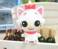 AC86 2014 Free shipping 1GB 4GB 8GB 16GB 32GB Cute Cartoon Cat Plastic model 2.0 Memory Stick usb flash drive disk toy Gift