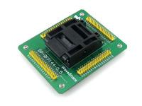 QFP144 TQFP144 programming Burn Block Test Adapter 0.5mm turn DIP144