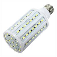 Super Power AC 220V 240V 25W E27 84 LED lamps High Lumen 5730 SMD Corn Bulb Pendant lights Chandelier Ceiling light 1pcs/lots