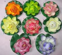 wholesale lotus artificial flowers