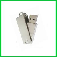 Free Shipping computer components Memory card Metal Swivel usb flash drives usb flash drive pen drive 2GB 4GB 8GB 16GB 32GB