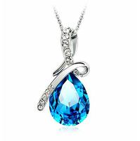 Neoglory Austria Crystal & Rhinestone Collar Necklace & Pendant For Women Jewelry Statement Bijouterie Accessories Gift 2014