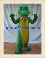 adult crocodile mascot crocodile mascot costume for sale