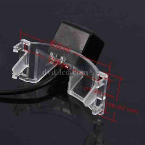 Details about 2012 mazda 5 backup camera rear view night vision CCD II reverse waterproof(China (Mainland))