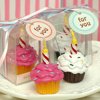 Cake candle Child birthday party supplies birthday candle smokeless candle mug-up cake small candle