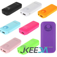 Power Bank 5600mAh / External Battery Pack for iphone 5 4S 5S / SAMSUNG Galaxy SIV S4 S3 / HTC One all Mobile Phone