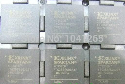 IC CHIP BGAL XILINX IC XC3S200-4FTG256I(China (Mainland))