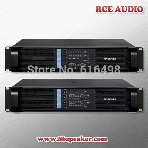 Maximum Subwoofer Amplifier High Power Pro Amplifier FP10000Q 4x1350Watts 4 Channel PA Speaker Amp(China (Mainland))