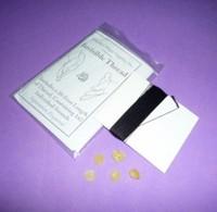 Magic accessory - Invisible thread (1pc=100M,5pcs/lot) - trick, Free shipping, card magic,Fire magic Magic trick classic toys