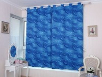 new 2014 child curtain modern draperies short curtains home decor wholesale free shipping