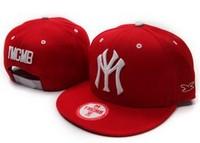 YMCMB Snapback Hats red with white brim fashion designer mens women adjustable snap backs cap & hat ny cheap baseball caps