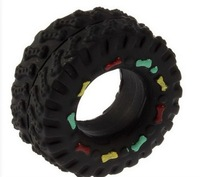 2014 New Fashion Pet Toys,Tire-Shaped Cheap Entertainment Toys For Dogs,Cute Pet Products