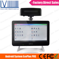 15 Inch Touch Screen Cash Register Android POS for Coffee Shops, Resturant