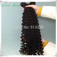 Queen hair weaving deep curly brazilian hair 5pcs lot unprocessed deep wave human virgin hair,overnight free shipping by DHL
