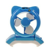 ferr shipping!  Animal appearance USB battery dual-use Mini Fan Style random