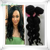 "Brazilian Virgin Hair Extension 5Pcs Lot Natural Wave HaQueen Hairir 10""-22"" Brazilian Human Hair Weaves natural Wave"