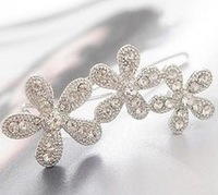 lovely flower hairpin fashion hair accessories