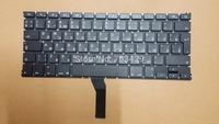 "New Original  For MACBOOK Air 13""  A1369 2011 A1466 2012 2013 RU Russian Keyboard"