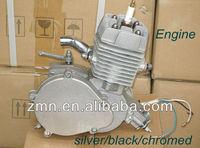 gasoline engine for bicycle/80cc bisiklet motor kiti/Motorizado Motor bicicletas kit 80cc 2 tiempos
