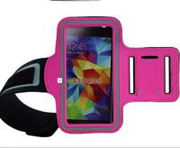 2 pcs/lot waterproof phone case cover for sport running arm phone pouch for samsung s4 i9500 s5 i9600 from shenzhen