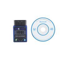 Mini ELM 327 V1.5 OBDII, OBD 2, OBD II Bluetooth car/Auto scan Diagnostic Tool/Scanner Support Android&Symbian Car Code Reader