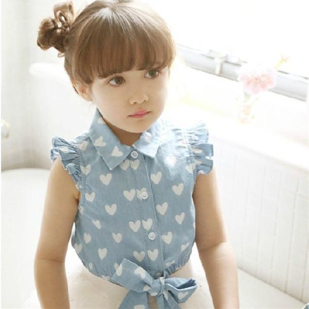 Little Girls Blouses 101