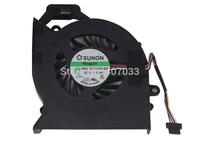 New original cooling heatsink&FAN and pad for hp dv6 dv6-6000 DV7-6000 641477-001 640903-001