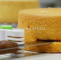 Free shipping 1pair cake Decorating tools Baking tools Cake wafer breaker layering DIY