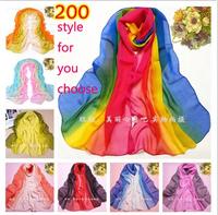 Mix Wholesale Women Long Scarf 160cm x 50cm Muslim Hijab Hat Spring Summer Autumn Wrap Shawl Leopard Flower Print Scarf